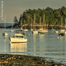 Sailing, Food (And More Lighthouses!) – Camden, ME