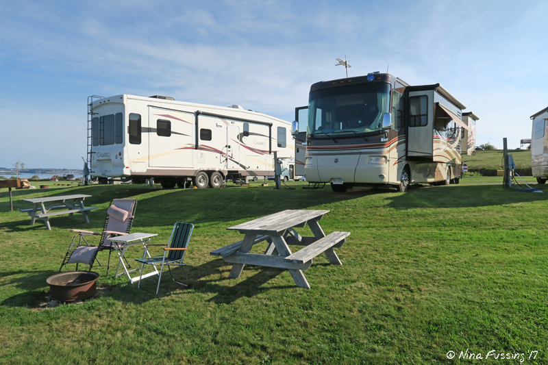 RV Park Review – Sunset Point RV Park, Lubec ME – Wheeling It