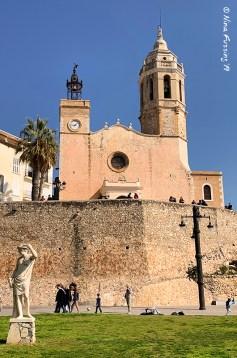 The church of Saint Bartomeu