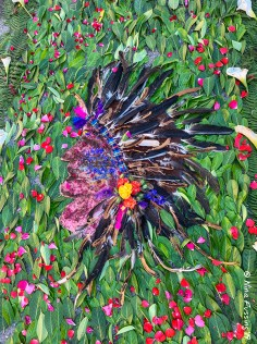 Artistry in flowers