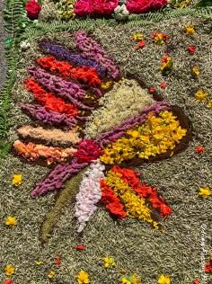 Colorful native art