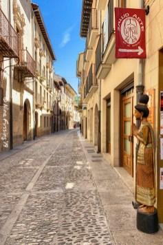 Old town Estella