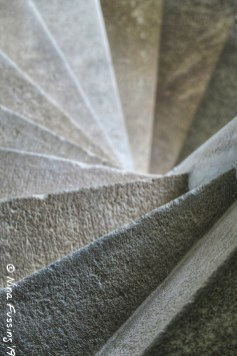 The amazing centuries-old stone stairs