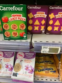 Apéro crackers
