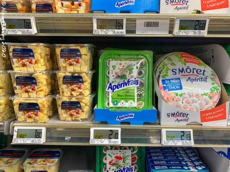 Apéro cheeses