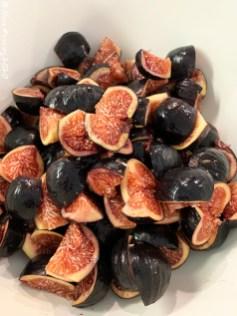 Delicious, fresh figs