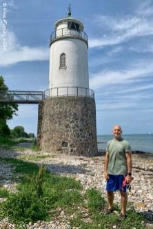 Paul by Taksensand Lighthouse