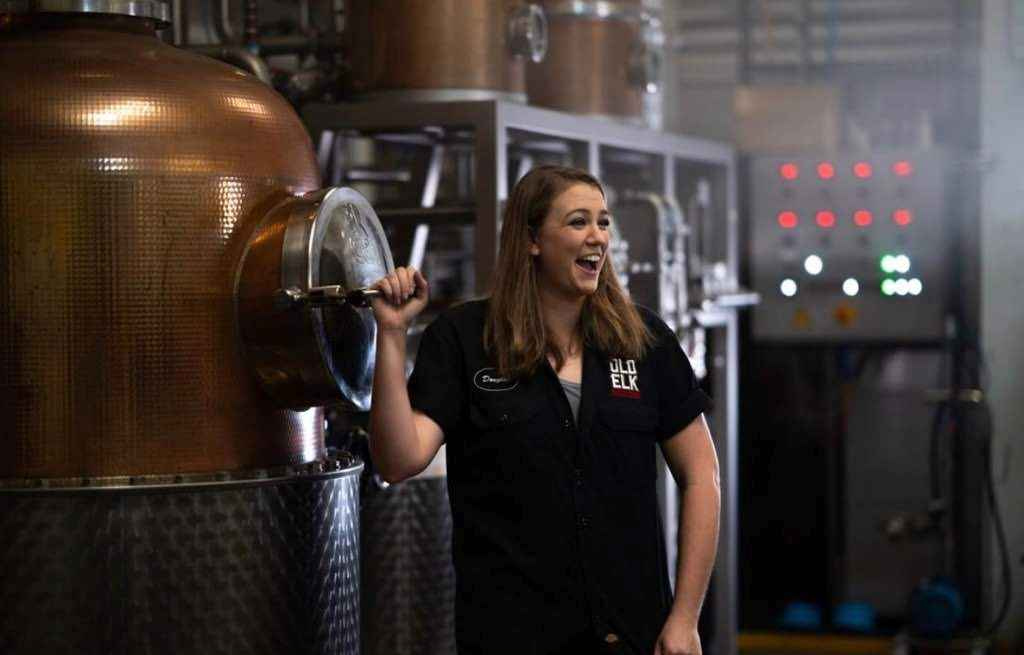 Episode 43: Old Elk Head Distiller, Kate Douglas!