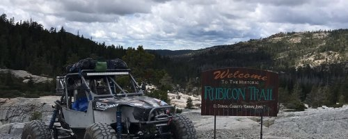 Episode 56: Weekend on the Rubicon – Full Report!