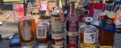 WWW Bonus Episode – Blind Whiskey Tasting with Shocking Results!