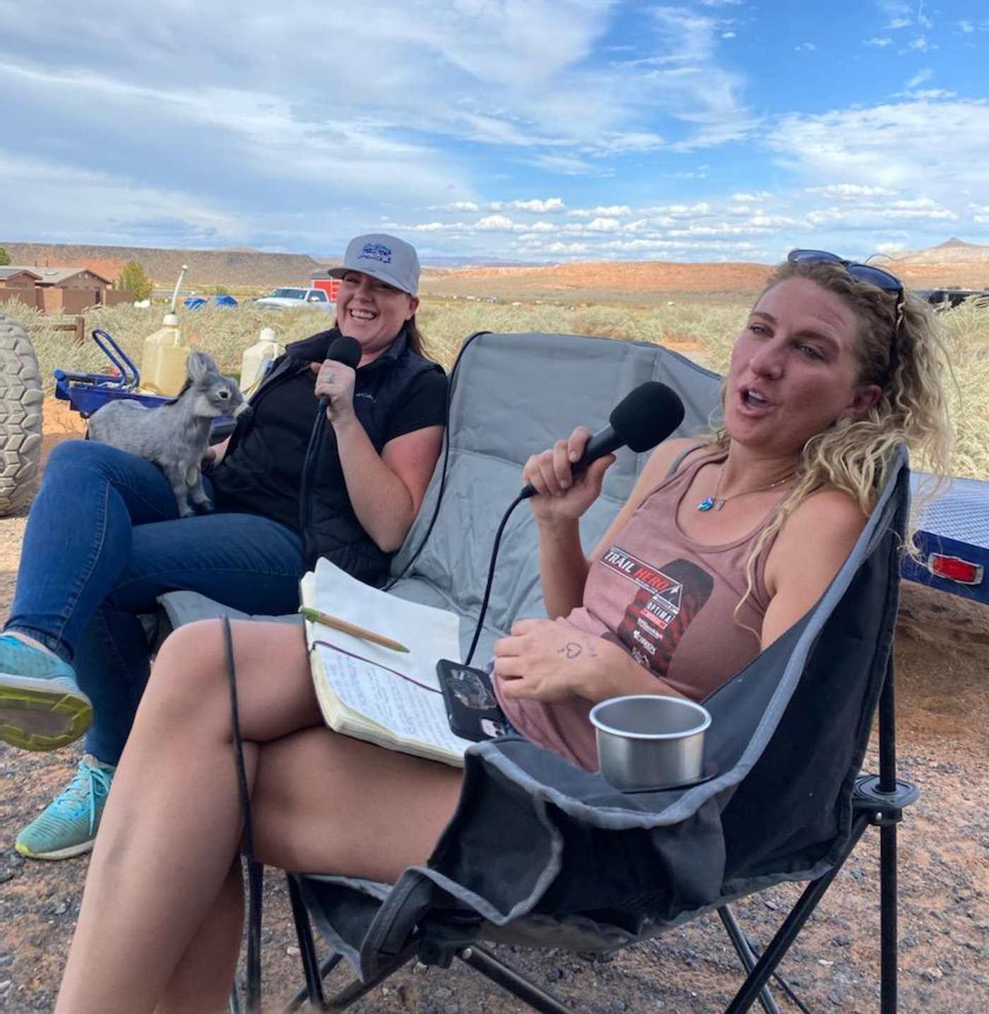 Episode 125: Hollie Fowler and Mischief Maker @ Trail Hero!
