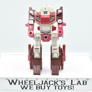 Sell your Transformers toys like Scattershot to Wheeljack's Lab!