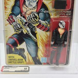 Hasbro 1984 G.I. Joe Destro AFA rated
