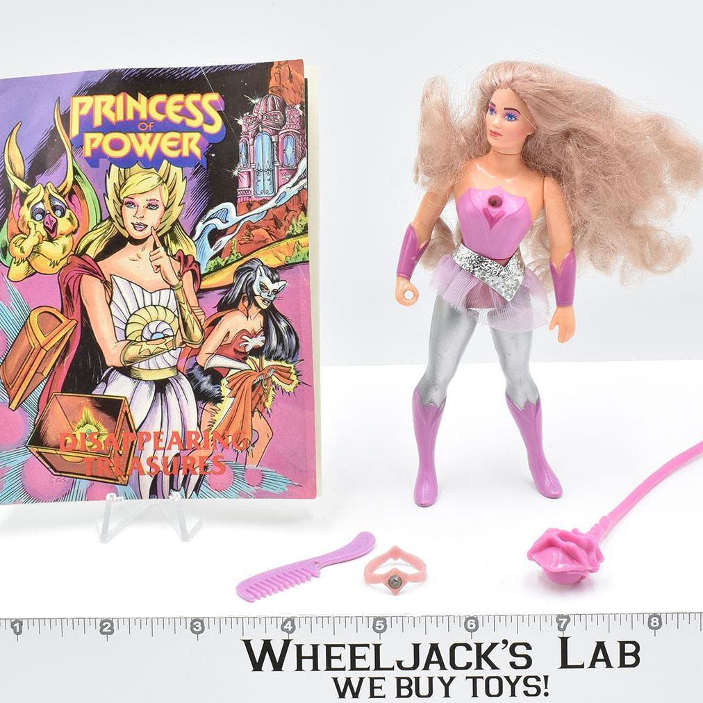 Mattel 1984 She-Ra: Princess of Power Glimmer