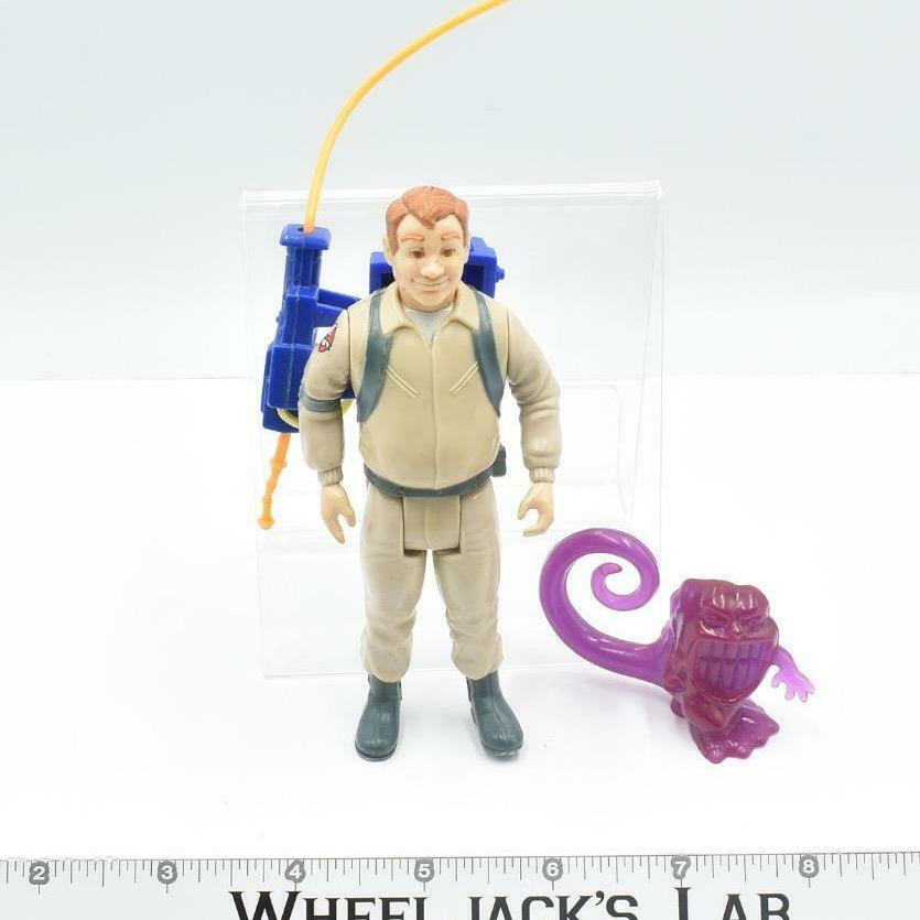 Kenner 1984 The Real Ghostbuters Ray Stantz with Wrapper Ghost