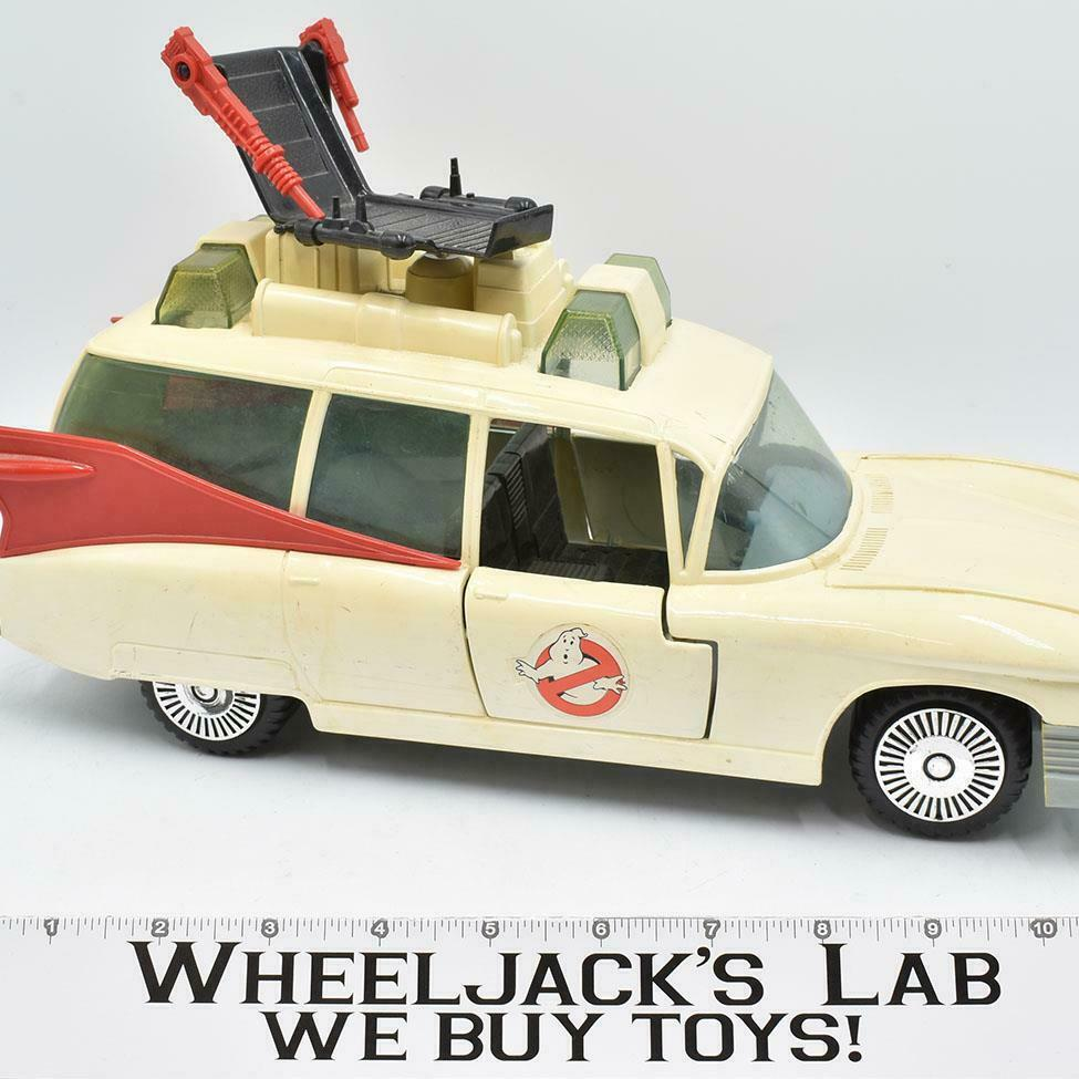 Kenner 1984 The Real Ghostbusters Ecto 1