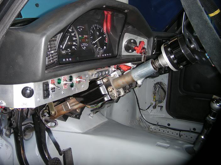 BMW E28 M535i Driftcar buildstory and Alpina V12  Wheelmen
