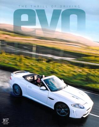 EVO cover 167