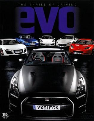 EVO cover 168