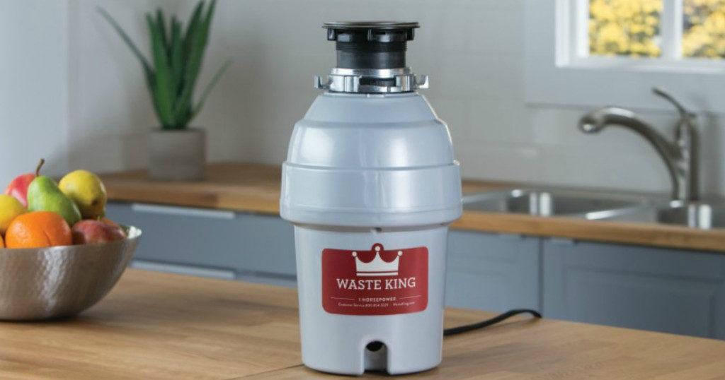 Wiring New Waste King 8000 Garbage Disposal Electrical Diy