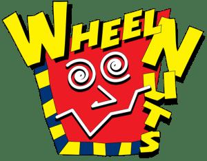 Wheel Nuts Bike Shop Logo 500