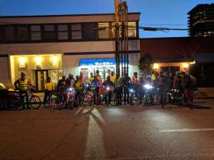 Wheel Nuts Bike Shop bike ride7