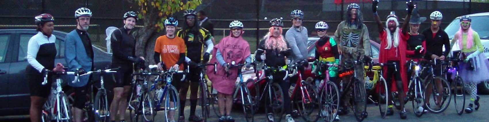 Wheel Nuts Bike Shop header rides