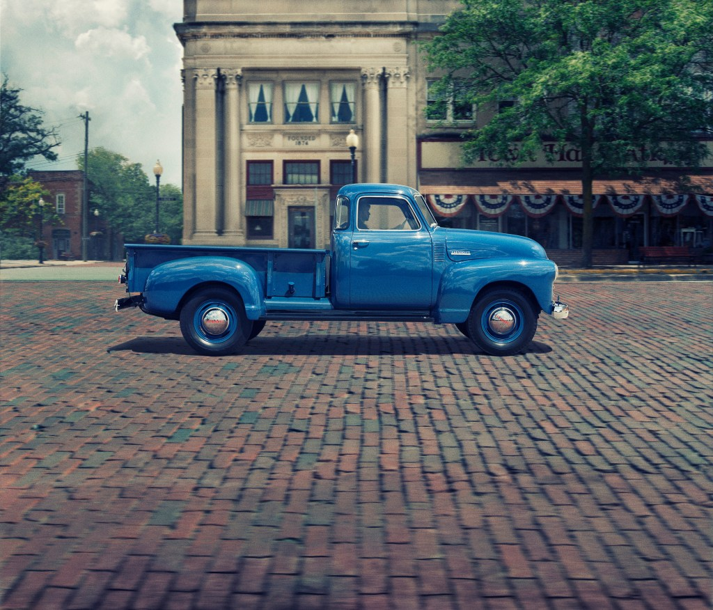 Chevy trucks celebrate 100 years of shaping how Americans drive | Wheels