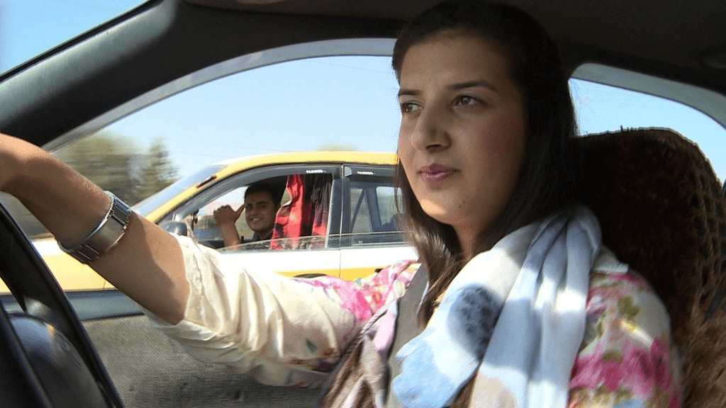 Challenges and problems facing by female drivers