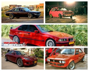 7 Drift Cars you can buy under 15 Lakhs in Pakistan