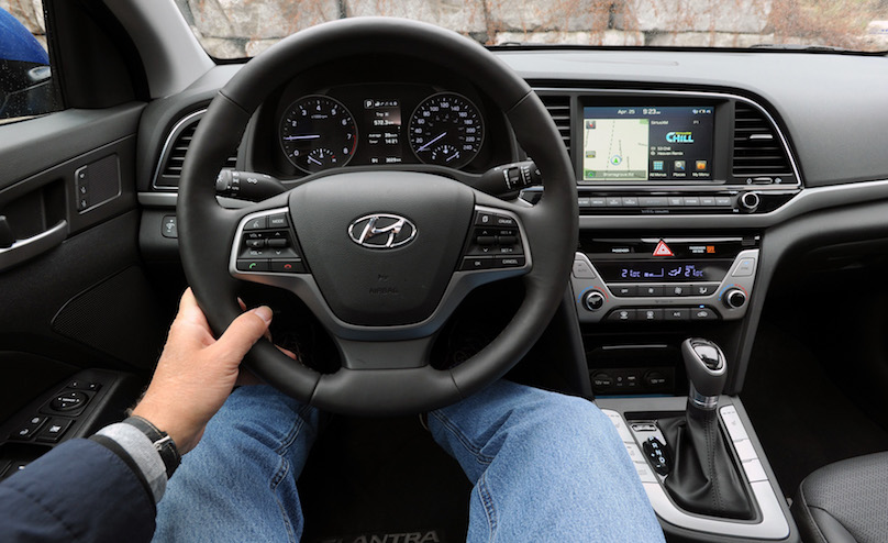 2017 Hyundai Elantra Out With The Old In With The New