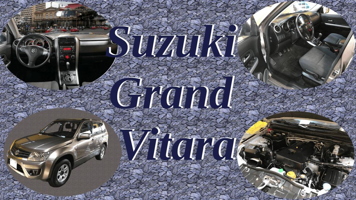 Suzuki Grand Vitara since 1999