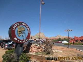 Be sure to stop by if you're in the area. They'll give you great information about the local riding. http://otesports.com/locations/sedona/