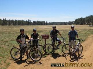 Groupshot at Laguna Meadows