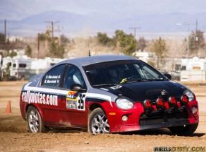 Dodge Neon Rally