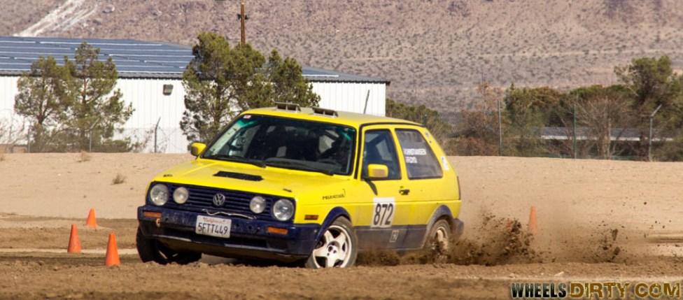 VW rallyx