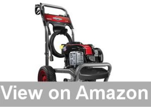 Briggs & Stratton 20545 2200-PSI Gas Pressure Washer Review