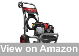 Briggs & Stratton 20545 2200-PSI Gas Pressure Washer Review