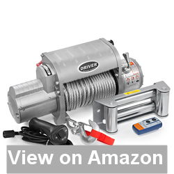 LD12-ELITE Electric Heavy Duty Recovery Winch - 12,000 lbs Review