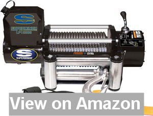 Superwinch 1510200 LP10000 Winch 10,000lbs Review