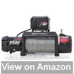 Best Winch - Smittybilt 97495 XRC Winch - 9500 lb Review