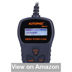 Autophix OM121 OBD2 Code Scanner Review