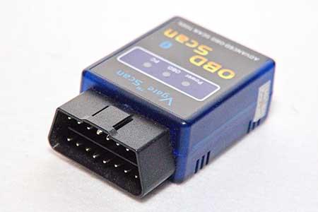 Bluetooth ELM327 OBD2-Scanner