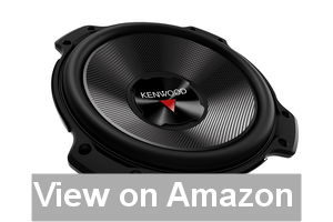 Best 12 Inch Subwoofer - Kenwood KFC-W3016PS 12-Inch 2000W Subwoofer Review
