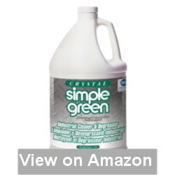 Simple Green 19128 Crystal Industrial Cleaner/Degreaser Review