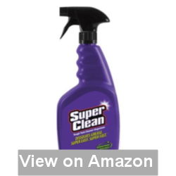 SuperClean Tough Task Cleaner Degreaser Review