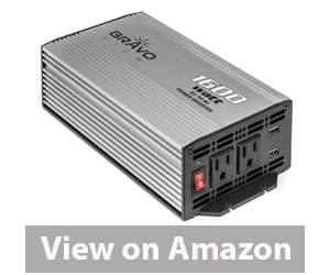 Bravo View 1600W Power Inverter Review