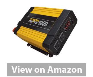 Best Power Inverter - PowerDrive 1000 Watt Power Inverter Review