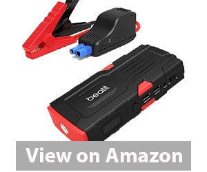 Beatit 800A Portable Car Jump Starter Review