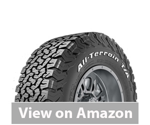 BFGoodrich All-Terrain T/A KO2 Radial Tire Review